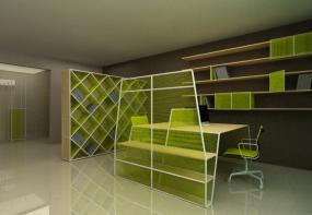 Biroja mēbeles - Line