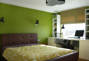 Dzīvokļa interjera projekts Smārdē