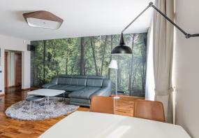 Interjera dizains dzīvoklim Mežciemā
