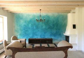Dekoratīvie krāsojumi un sienu apgleznojumi